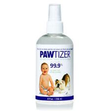 Pawtizer Antibacteral Dog Paw Pet Spray 8oz Organic Salt Bitrex Anti-Lick Clean
