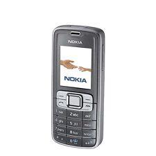 Nokia Classic 3109 - Gray (Unlocked) Cellular Phone