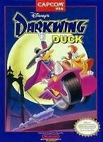 Darkwing Duck, Disney's - Nintendo NES Game Authentic