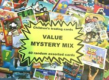 Children's trading cards Value Mystery Mix: 40 random, assorted trading cards!