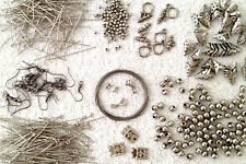 Wholesale lot 513 pieces jewellery making set of steel components   SET 030