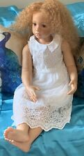 Gorgeous Aloenka Toddler Child Reborn Doll From Natali Blick Sculpt