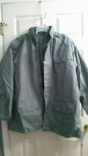Spanish Military M65 Jacket Button in Liner Field Surplus XL NWOT Mens Green