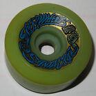 SANTA CRUZ Bullet 66mm 92a Skateboard Wheels Ice Blue FS - 80s Old School  NOS