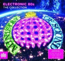 MINISTRY OF SOUND - ELECTRONIC 80's THE COLLECTION BRAND NEW 4CD