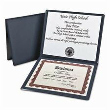 5 Pack  Pendaflex Corporation Pendaflex Linen Certificate Holders for 8 1/2x11