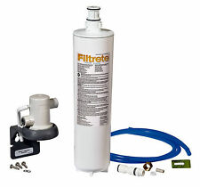 Filtrete Under-Sink Mount Advanced Filtration Faucet Water Filter System, White