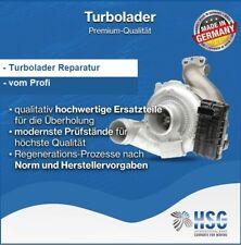 Profi Turbolader Reparatur / Turbocharger repair /  Turbocompresseur réparation