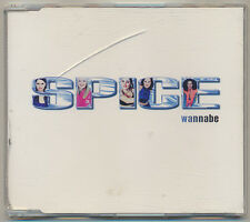 CD Spice Girls-Wannabe
