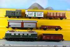 Märklin H0 Br. E41 024 E-Lok mit 6 Wagen der DB 7-tlg.