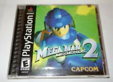 Mega Man Legends 2 (Sony PlayStation 1, 2000) NEW Factory Sealed ps1 Mint