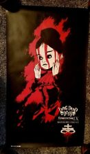 Living Dead Dolls Resurrection IX Elizabeth Bathory Vinyl Banner LE 9 Made Mezco