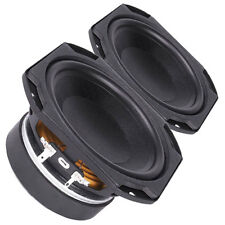 """Pair Faital Pro 5FE100 8ohm 5"""" Woofer Midrange Line Array Replacement Speaker"""