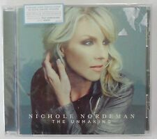 THE UNMAKING BY NICHOLE NORDEMAN 6 Track List CD 2015 Sparrow Records >NEW<
