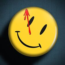 WATCHMEN Pin Badge Button (1 inch 25mm) Smiley Face Blood DC Comics Emoji Moore
