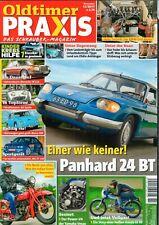 OLDTIMER Praxis - Magazin Katalog Kleinanzeiger Ersatzteile 11/2017 - B23655