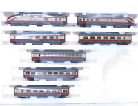 SUPERB ROCO 41260 DIGITAL - GERMAN DB TEE CLASS VT 11.5 HST DMU 7 CAR SET