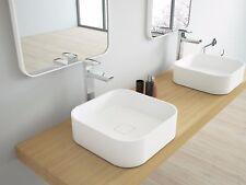 "Designer Sink - Modern Cast Stone Sink - Solid Surface Sink - Padua Sink 16.5"""