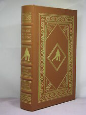 signed by author, The Art of Fielding by Chad Harbach, Easton Press, Baseball!