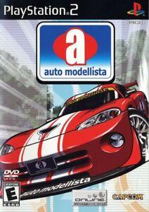 Auto Modellista - Playstation 2 Game