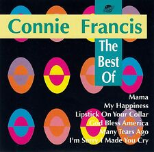 CONNIE FRANCIS : THE BEST OF / CD - TOP-ZUSTAND