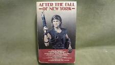 RARE Beta Max Video After the Fall of New York TV Film Movie VHS Cinema New York