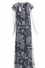 Damen Lang Maxi Kleid Gr: 40