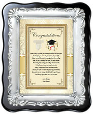 Graduation Gift Plaque Son Daughter from Parents College High School Graduate