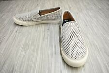 Sperry Seaside Perf STS95717 Casual Slip On Shoes, Women's Size 7M, Gray