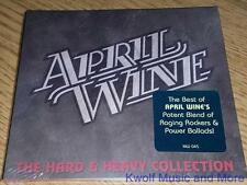 "APRIL WINE  ""The Hard & Heavy Collection""   NEW   (CD, 2009)"