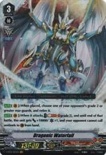 1x Cardfight!! Vanguard Dragonic Waterfall - V-BT01/003EN - VR Near Mint