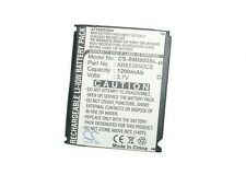 3.7 V Batteria per SAMSUNG sgh-i908e OMNIA, SGH-i908, SGH-i900 Omnia LI-ION NUOVA
