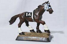 Secretariat #1A Kentucky Derby Limited Edition Bobblehead Rare