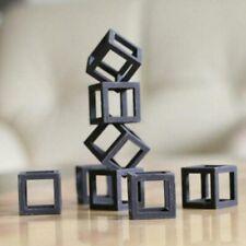 Hiding Cave Shrimp Ceramic Stone Aquarium Cube Ornament Decoration Supplies 5pcs