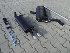 For Volkswagen Golf III 3 2.0 GTI 16V 2.8 VR6 exhaust system silencer 5558