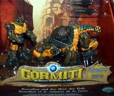 Gormiti Action Figur Herrscher d. Natur. Roscalion +der Herr der Erde 12cm -40%!