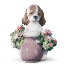 Lladro Take Me Home Dog Figurine 01006574