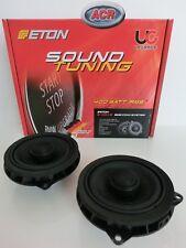 ETON B100XW 3er BMW Front & Heck Koax Lautsprecher E90 E91 E92 E93 Speaker NEU