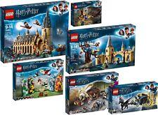 LEGO Harry Potter Fantastic Beasts 75956 75954 75953 75950 75952-51 N10/18