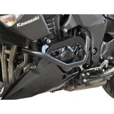 Kawasaki Z 1000 10-13 Crash bar Fall Protection Motor Crash Bars Black Ibex