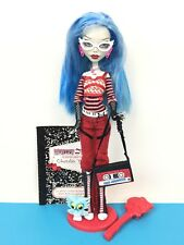 Monster High Doll Ghoulia Yelps First 1st Wave Pet Owl