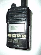 Icom F50V VHF portable radio 100% TESTED WORKING RADIO narrow fire pager MURS