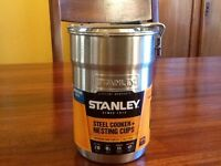 STANLEY Adventure Stainless Steel Cooker Cookwear 24 oz pot cups Camping Hiking