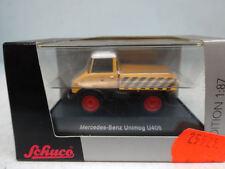 Schuco : Mercedes Unimog U406 No: 25475  Scale 1:87