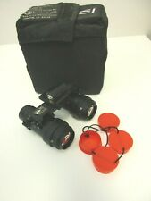 Itt Night Vision Goggles Mod. F4949C No Battery pack No Intensifier tubes w/Case