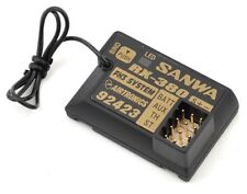 Sanwa 107a41077a 3-channel Rx-380 Receiver SNW107A41077A