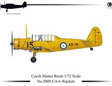 Czech Master Resin 1/72 CA-6 Wackett # 5089