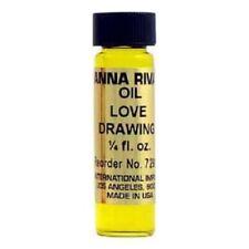 Anna Riva Oil, Love Drawing, 1/4 fl oz