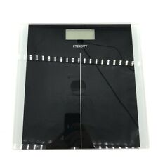 Etekcity Digital Body Weight Bathroom Weighing Scale with Step-On Technology