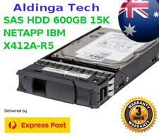 NETAPP IBM X412A-R5 HDD 600GB 15K SAS3 DS4243 46X0886 46X0884 SERVER Express POS
